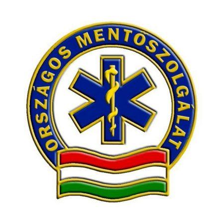 Hímzett OMSZ logó (7cm x 7,5cm)