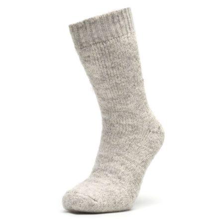 Vastag gyapjú zokni (82%gyapjú)