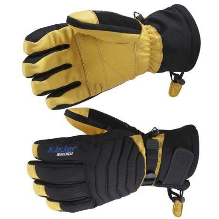 Téli védőkesztyű (szarvasbőr, Thinsulate) 2238-3922-9933
