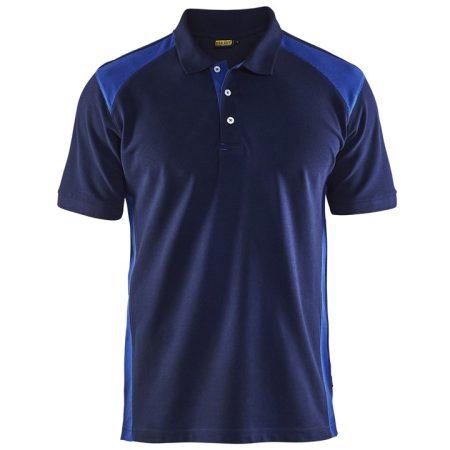 Galléros póló két színű 3324-1050-8985