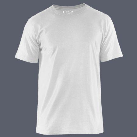 Blaklader környakas póló 3325-1042-1000 5db/csomag