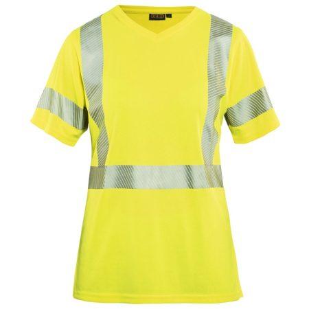 Női High Vis póló UV védelemmel
