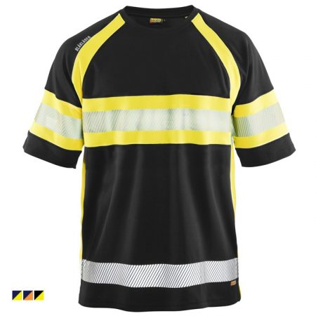 Láthatósági póló UV védelemmel 3337-1051-9933