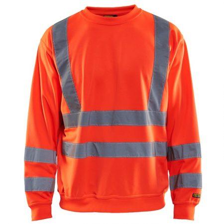 Hi-Vis Jól-láthatósági pulóver 3341-1974-5500