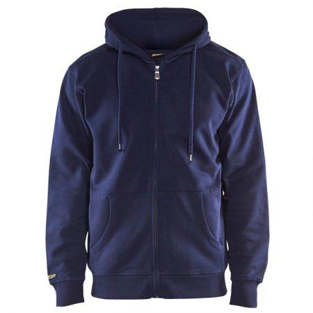 Kapucnis, cipzáros pulóver 3366-1048-8800