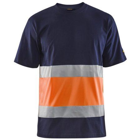 Környakas láthatósági póló 3387-1030-8853