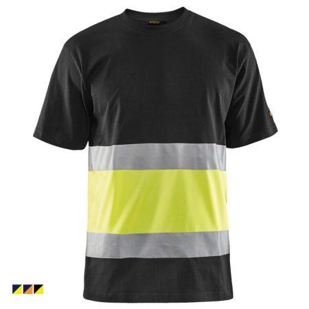 Környakas láthatósági póló 3387-1030-9933