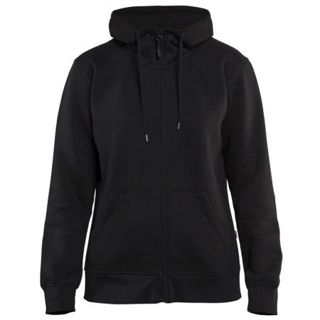 Női kapucnis pulóver cipzárral 3395-1048-9900