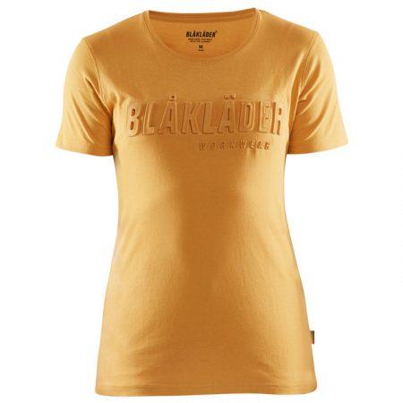 3D környakas női póló 3431-1042-3709