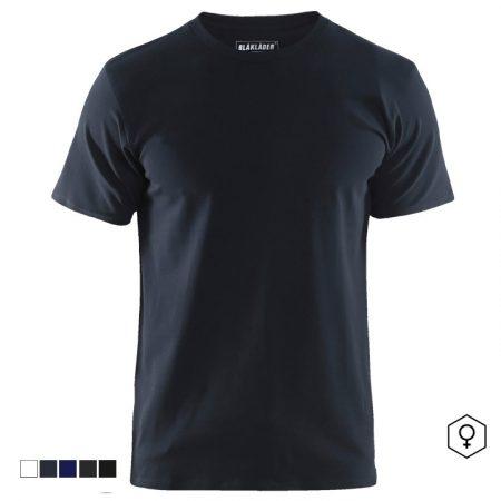 Slim-Fit környakas póló