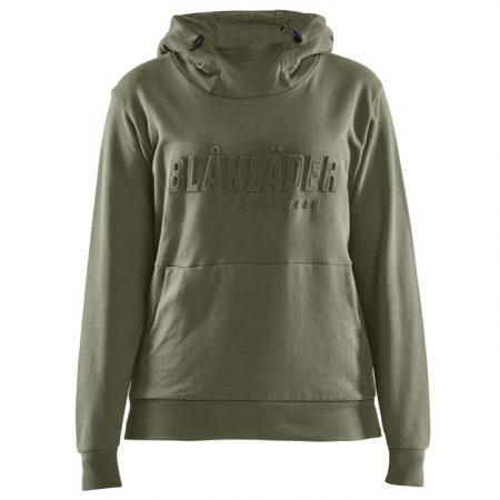 Női kapucnis pulóver 3D 3560-1158-4109