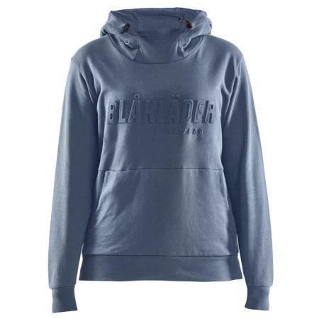 Női kapucnis pulóver 3D 3560-1158-8209