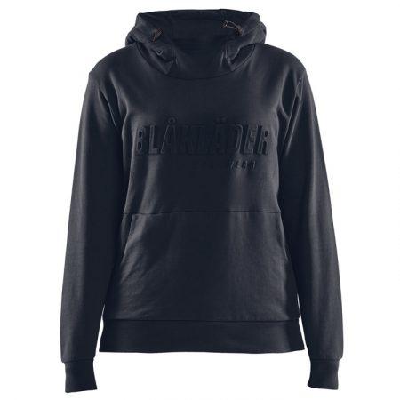 Női kapucnis pulóver 3D 3560-1158-8600