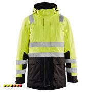 High Vis téli parka 4495