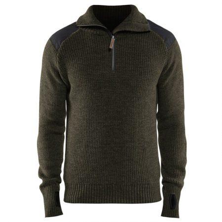 Kötött gyapjú pulóver 4630-1071-4598
