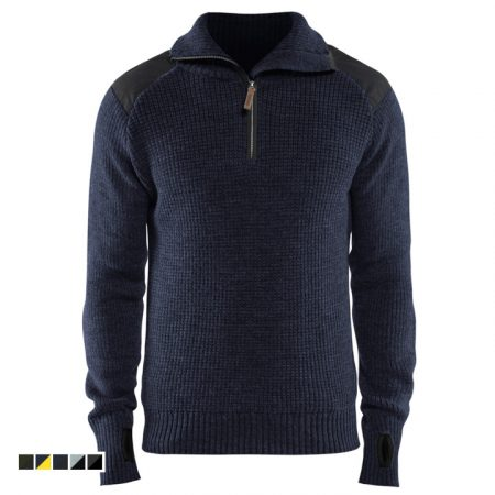 Kötött gyapjú pulóver 4630-1071-8698