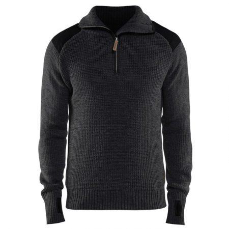Kötött gyapjú pulóver 4630-1071-9899