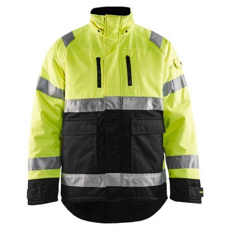 High-Vis téli kabát 4828-1900-3399