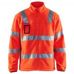 High-Vis polár dzseki (100%poly, 250g) 4833