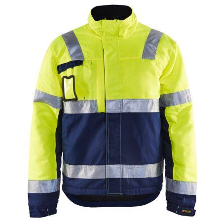 High-Vis téli kabát 4862-1811-3389