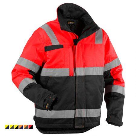 High-Vis téli kabát 4862-1811-5599