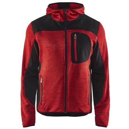 Kötött kapucnis pulóver 4930-2117-5699