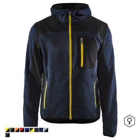 Kötött kapucnis pulóver 4930-2117-8635
