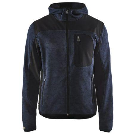 Kötött kapucnis pulóver 4930-2117-8699