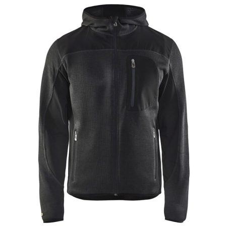 Kötött kapucnis pulóver 4930-2117-9799